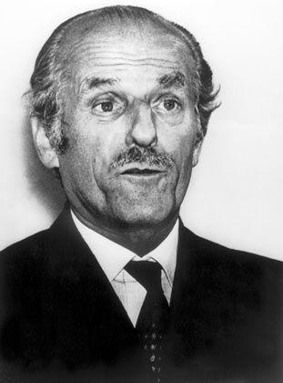 Kunstsammler, Weinbauer und Bankier: Elie Robert Baron Rothschild (Archivfoto von 1971)