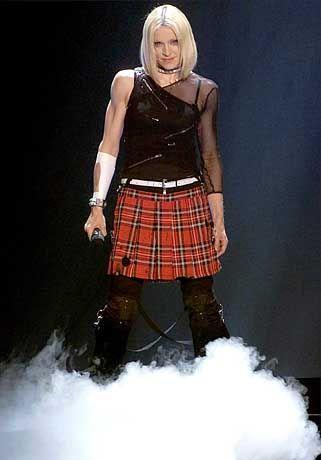 Miss American Pie: Madonna am 13. Juni in Mailand