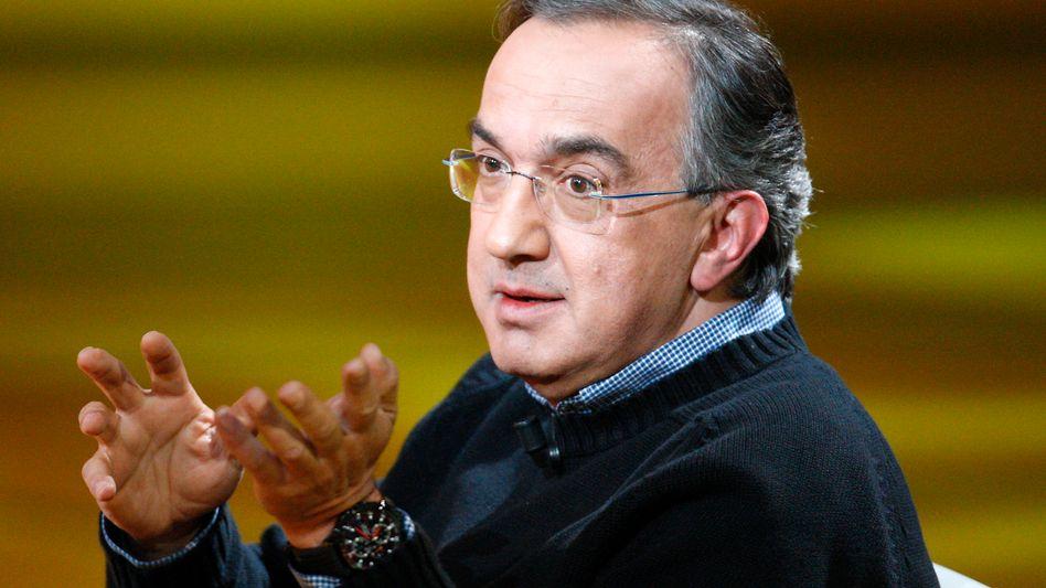 """""""Fundamentaler Schritt"""": Fiat-Chef Marchionne will sich Chrysler einverleiben"""
