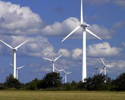 Windpark: Kaum Effizienzgewinne