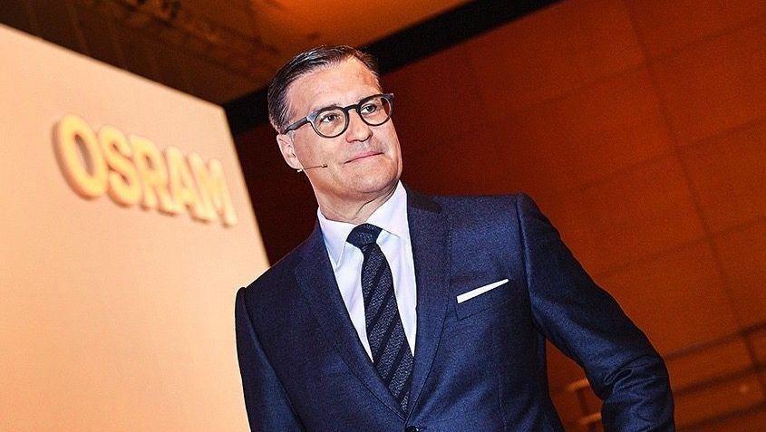 Eleganter Abgang:CEOOlaf Berlien