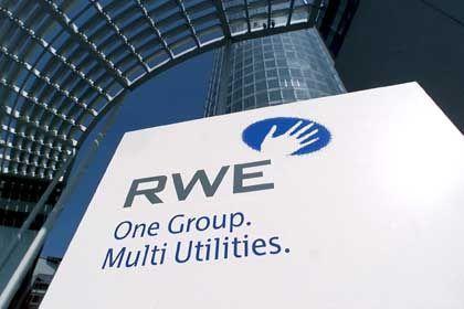 Abschied von Hochtief: RWE-Zentrale in Essen