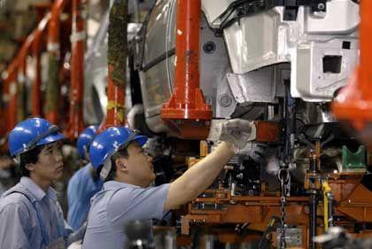 Autoproduktion in China: FAW kooperiert bereits mit VW