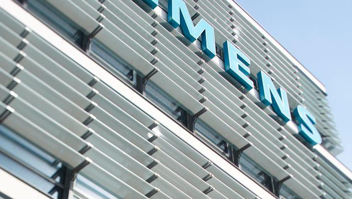 Die neue Siemens-Führung