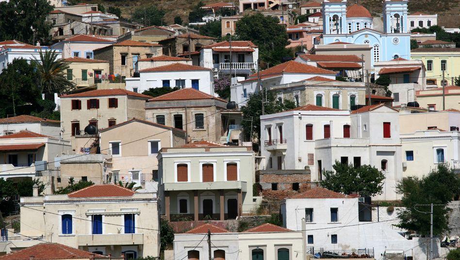 Insel der Reeder: Inousses in der Ägäis ist ein Hort der reichen Griechen