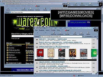 """Warez-Website: Wettbewerb der """"Top Release Groups"""""""