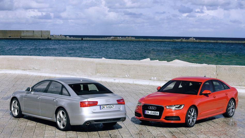 Audi A6 in der siebten Generation: Verdacht auf Betrugssoftware bei der Adblue-Dosierung