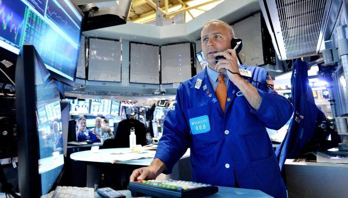 Aktienhändler in New York: ETFs erzielten in den vergangenen Jahren teils enorme Wertzuwächse