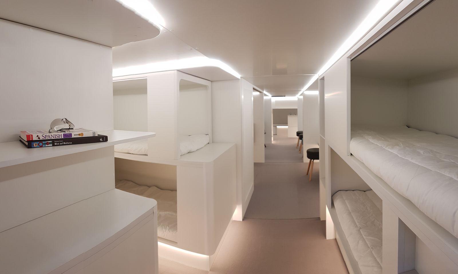Airbus / Betten
