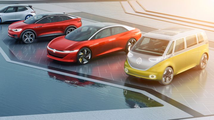 Details zu geplanten Elektroauto-Modellen: So will VW in die neue Elektro-Ära starten