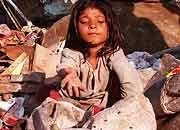 Soziale Verantwortung: Straßenkind in Indien