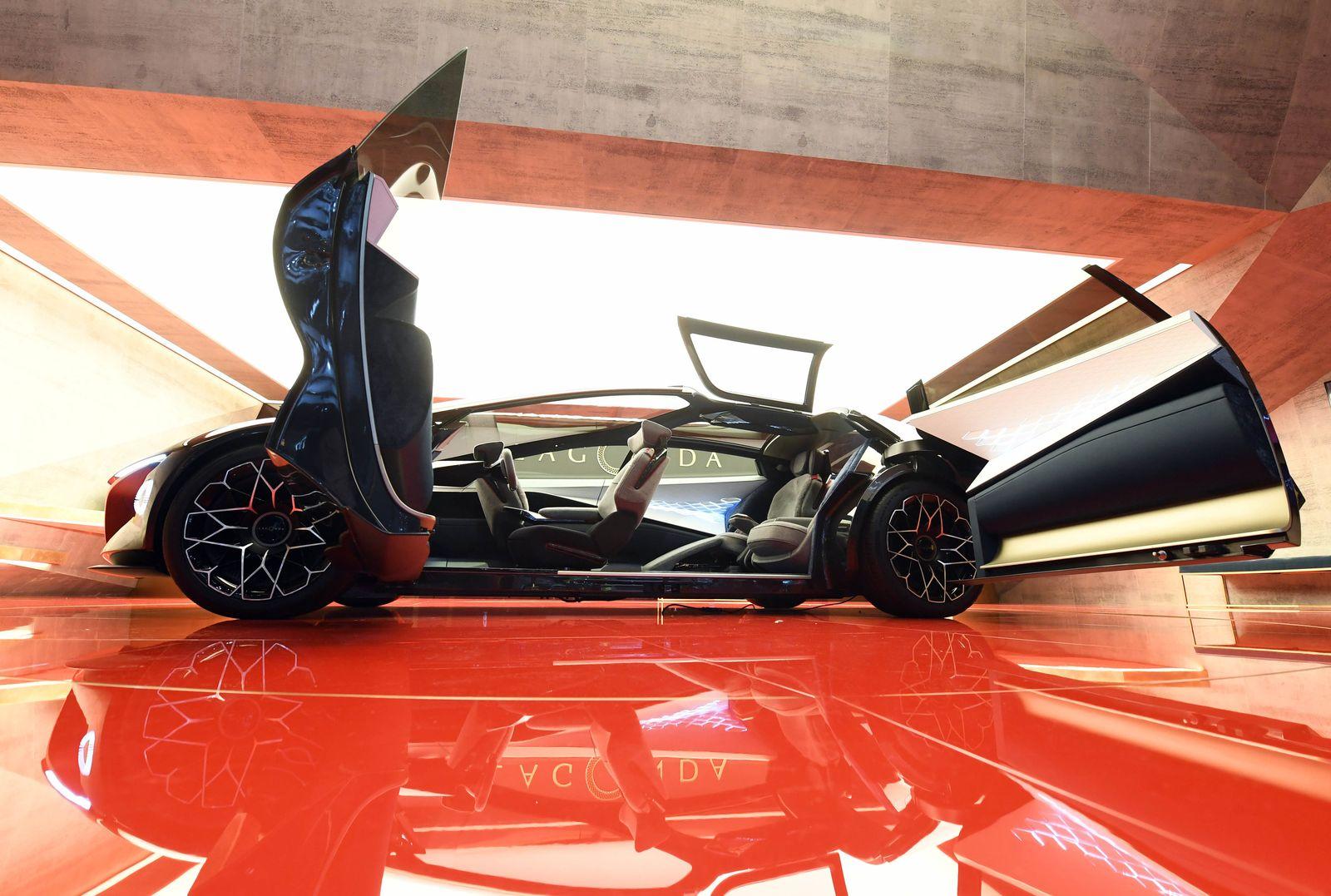 Autosalon Genf - Zweiter Pressetag