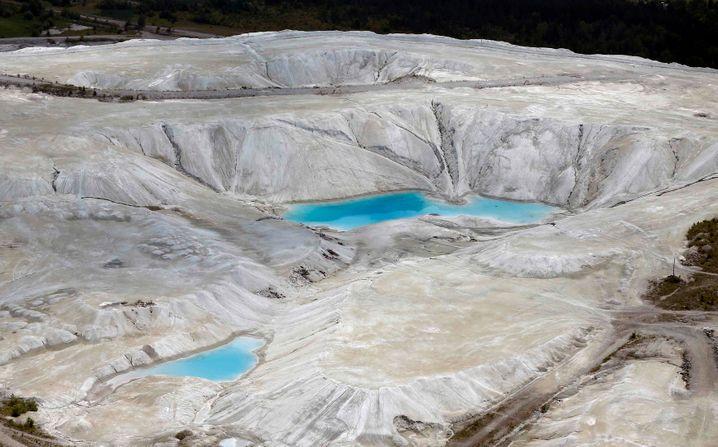 Aufgegebener Asbesttagebau in Kanada: Für manche Rohstoffe versiegt die Nachfrage einfach, wenn auch nicht schnell