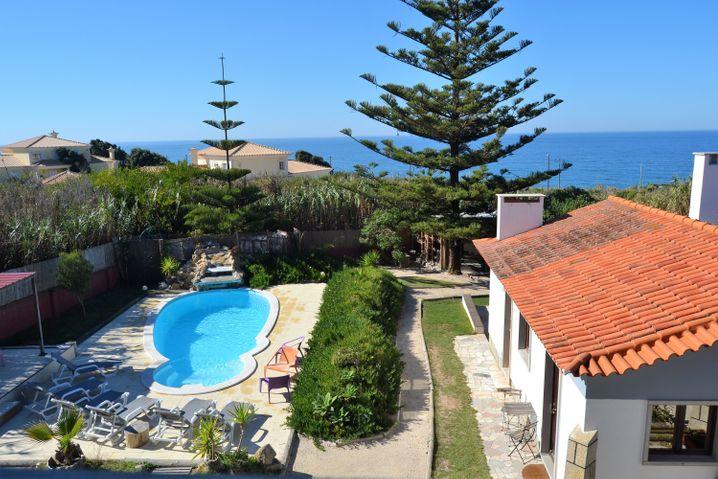 Mit Pool und Gemeinschaftsküche: die Star Pine Lodge in Portugal