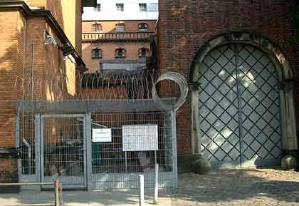 Die Tür bleibt zu: Das Untersuchungsgefängnis in Hamburg