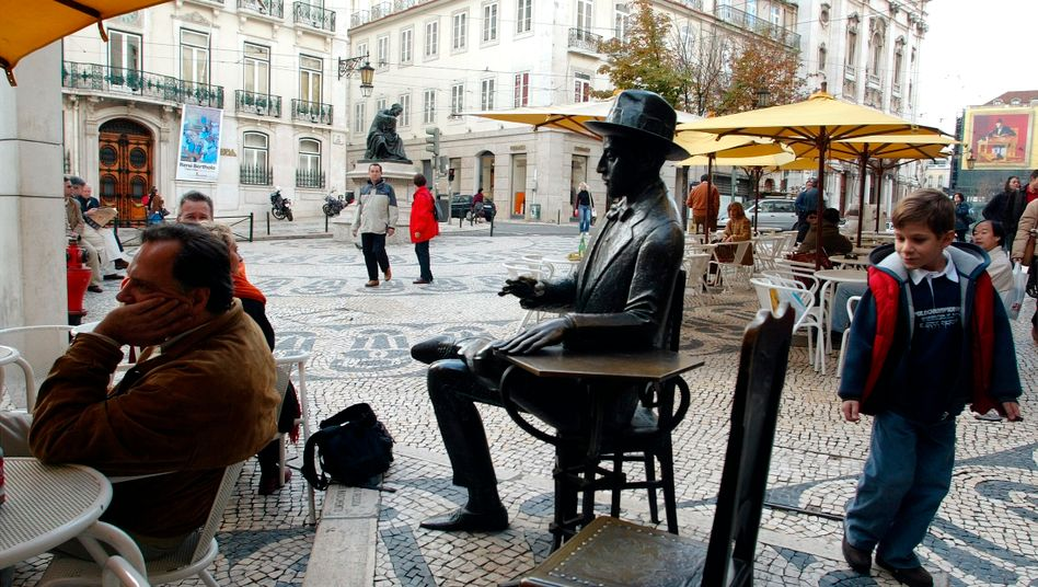 """Marktplatz in Lissabon: """"Kontrolle über die Ausgaben verloren"""""""