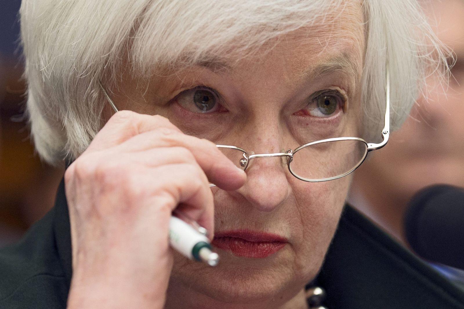 USA Fed Janet Yellen