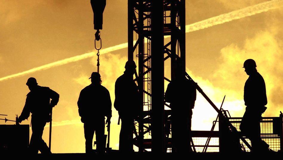 ZEW-Index: Die Konjunkturerwartungen sind zwar noch negativ, aber das untere Ende scheint erreicht zu sein
