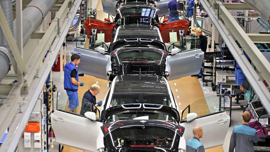 i3-Produktion im BMW-Werk Leipzig: EuGH kürzt deutsche Subvention von 45 Millionen auf 17 Millionen Euro