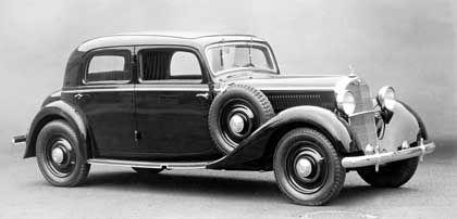 Erster Diesel-Pkw der Welt: Mercedes feiert seinen 70. Geburtstag