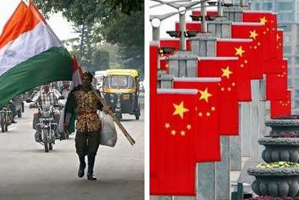 Stehen vor großen Herausforderungen:Indien und China verändern die Weltmärkte