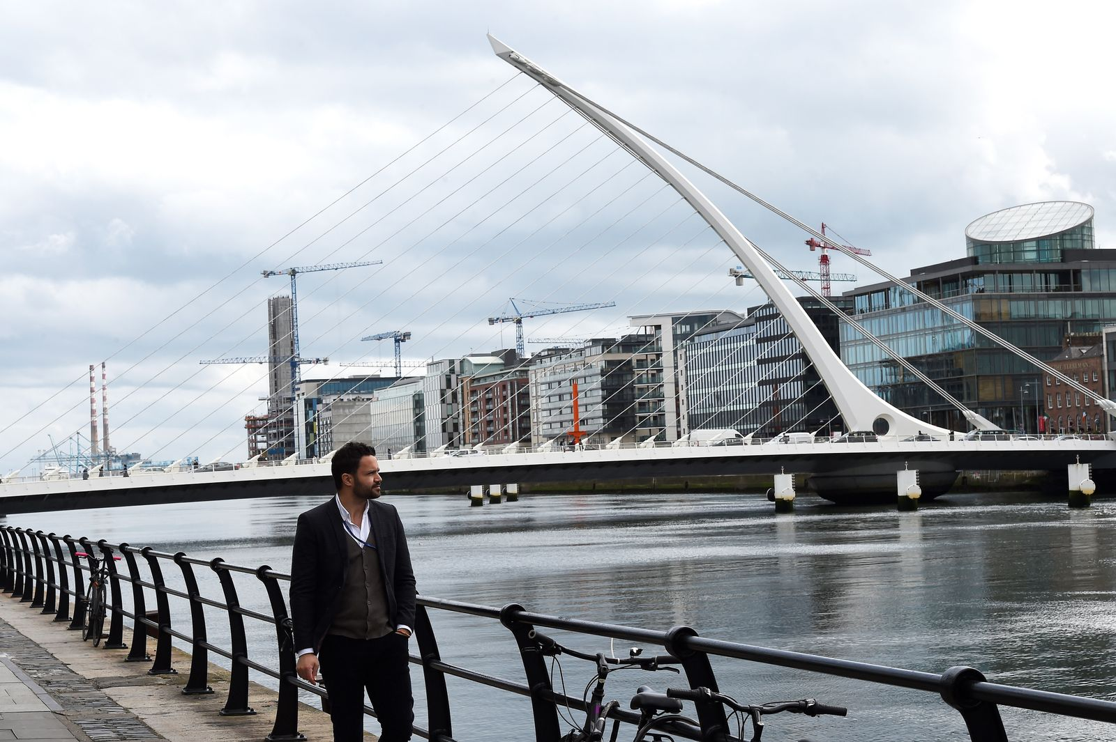 Irland / Dublin / Konjunktur / Banken-Viertel / Wirtschaft