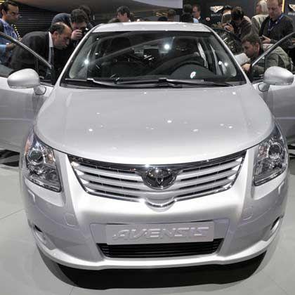 Produktionstop: Toyota setzt die gesamte Produktion in Nordamerika für zwei Tage aus