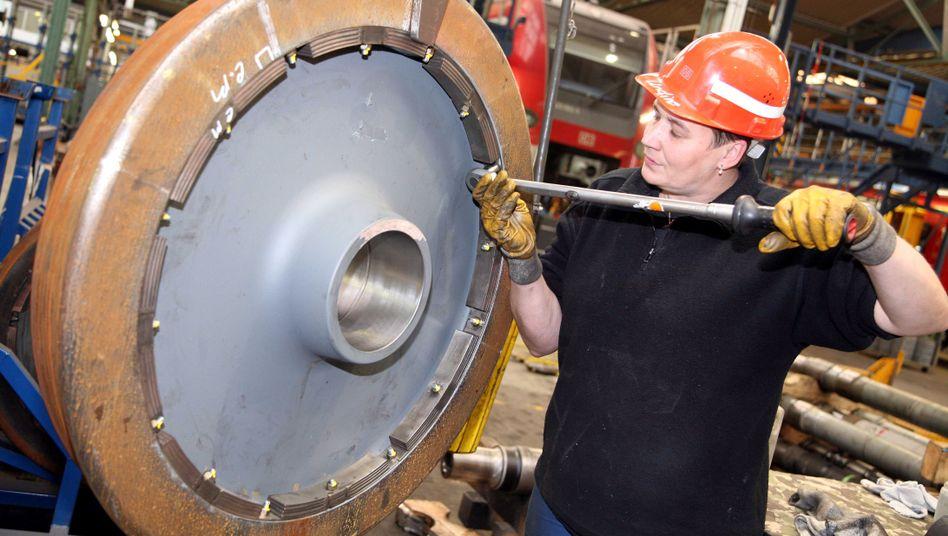 Dringend benötigt: Fachkräfte im Maschinen- und Anlagenbau