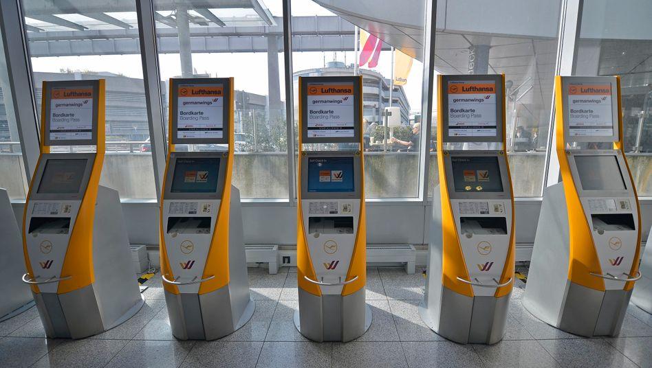 Check-in-Terminals: Dauerhafte Investitionen im großen Stil