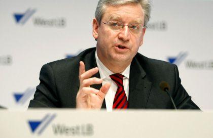 Wechsel zum Finanzinvestor: Ex WestLB Chef Heinz Hilgert