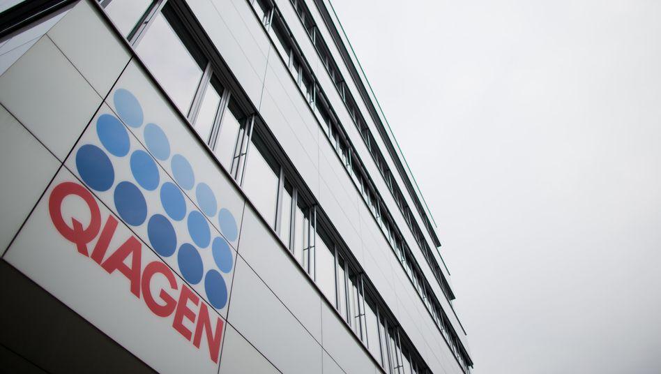 Qiagen-Zentrale in Nordrhein-Westfalen, Hilden: Durch die Corona-Krise ist der Wert des Unternehmens gestiegen