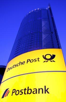 Setzt sich neue Ziele: Die Postbank will in den kommenden Jahren kräftig wachsen