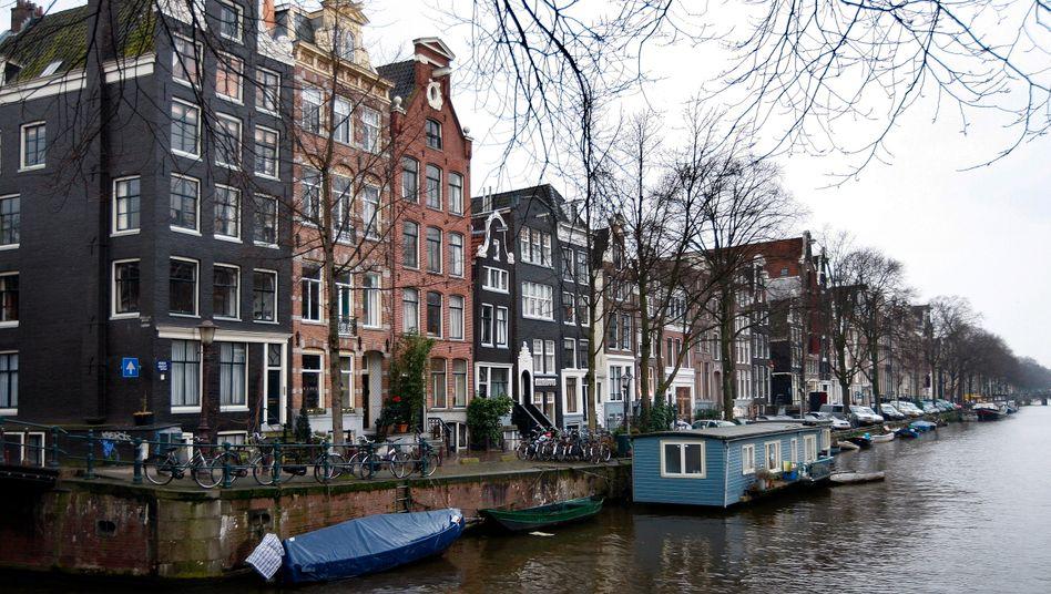 Steueroase Niederlande: Unternehmen müssen eine eigenständige Geschäftstätigkeit nachweisen, um Steuervorteile wie etwa in Amsterdam genießen zu können.