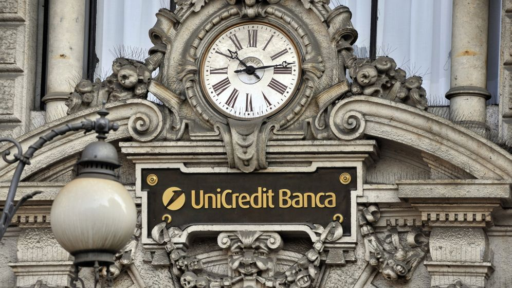 Mitgefangen: Italiens Topbanken unter Druck
