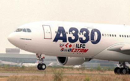Jagd Boeing Marktanteile ab: Airbus-A330-Familie