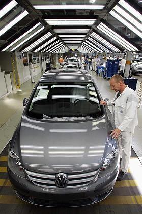 Golf-Produktion: In Brüssel sind rund 4000 Arbeitsplätze betroffen