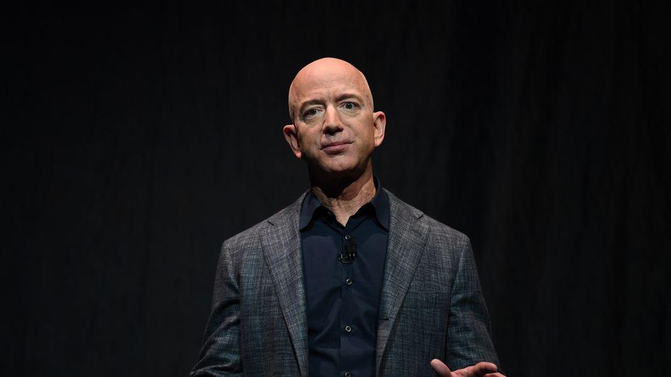 Hat in der Krise viel zu tun: Amazon-Chef Jeff Bezos