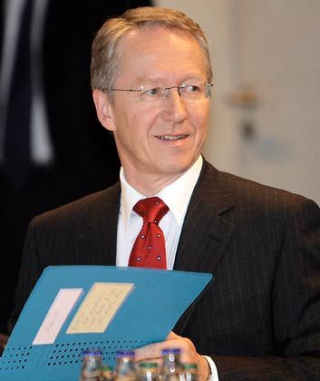 Erster großer Auftritt: Der frühere bayerische Verbraucherschutzminister Werner Schnappauf ist erst seit kurzem Hauptgeschäftsführer des BDI