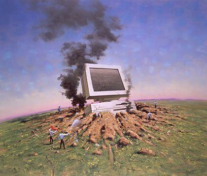 Drecksarbeit: Nicht immer sind IT-Jobs eine saubere Sache