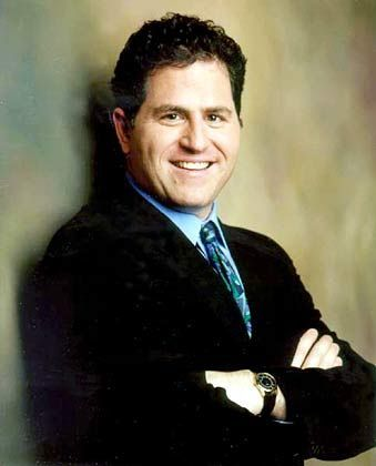 Michael Dell hat den Technologiekonzern vor 1984 gegründet
