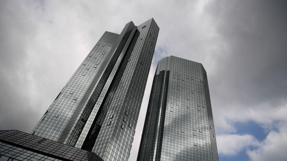 Deutsche Bank in Frankfurt