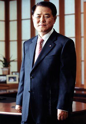 Räumt seinen Posten: Ex-LG-Chef Kim