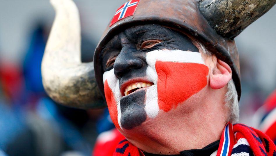 Norwegischer Fan: Der Staat sorgt mit einem rund 1 Billionen Dollar schweren Pensionsfonds vor. Jetzt will der weltgrößte Investmentfonds stärker in den deutschen Mittelstand investieren