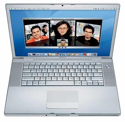 Leistungsträger: Das MacBook Pro von Apple