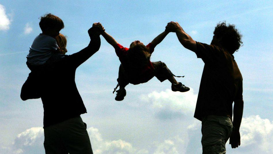 Elternzeit: Viele junge Familien nutzen die Auszeit, um auf Reisen zu gehen