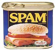 Namensgeber: Spam-Mails sind benannt nach Dosenfleisch, das die Komiker von Monty Python in einem Sketch besingen - daneben ist eine ungestörte Kommunikation nicht möglich