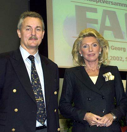 Eingespieltes Team: Koerfer und Maria Elisabeth Schaeffler