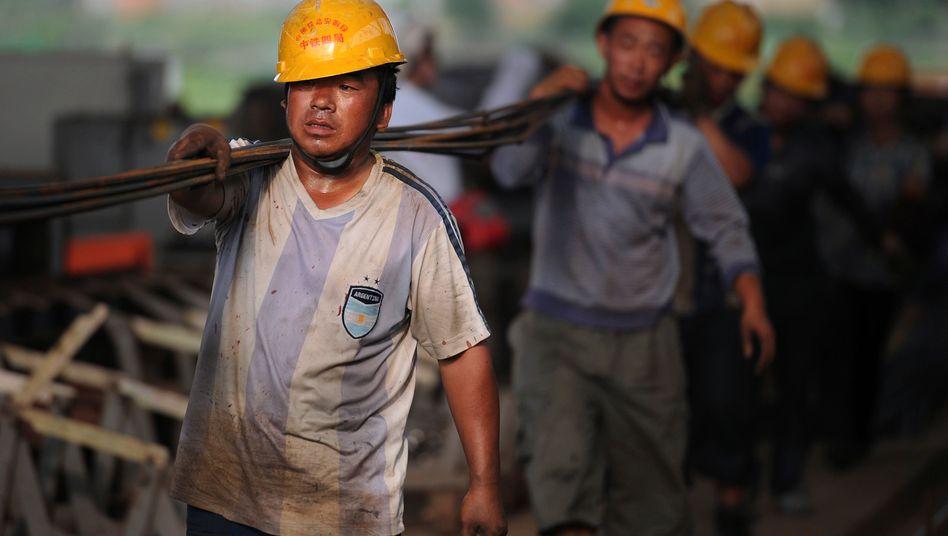 China arbeitet unermüdlich am Masterplan der globalen Welteroberung