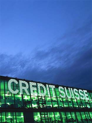 Milliardengewinn: Die Credit Suisse verschlankt ihr Portfolio