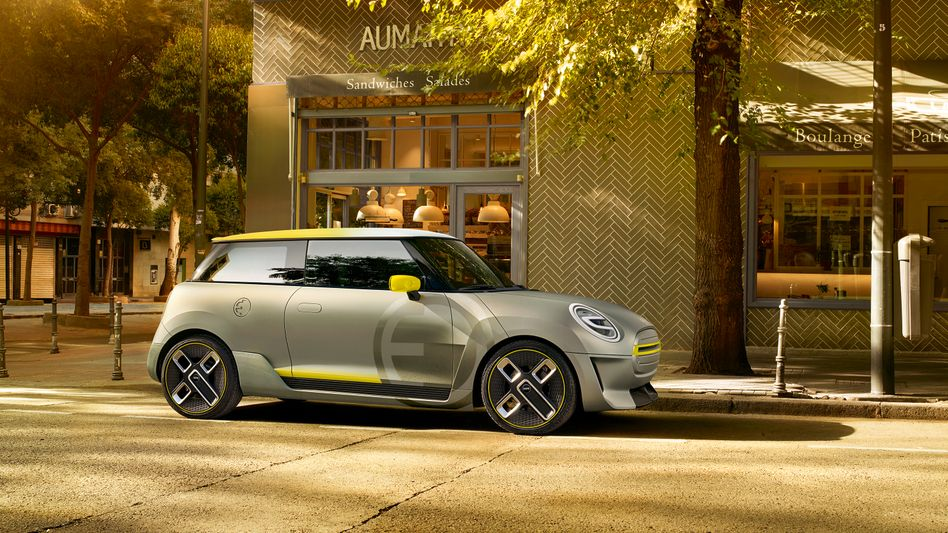 "E-Mini: BMW will gemeinsam mit Grat Wall in dem Joint Venture ""Spotlight Automotive Limited"" Elektroautos in China bauen"